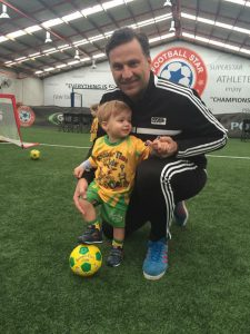 soccer time kids