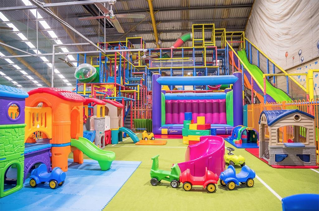 Slides Playcentre & Cafe