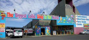 The Biggest Lollyshop in the World
