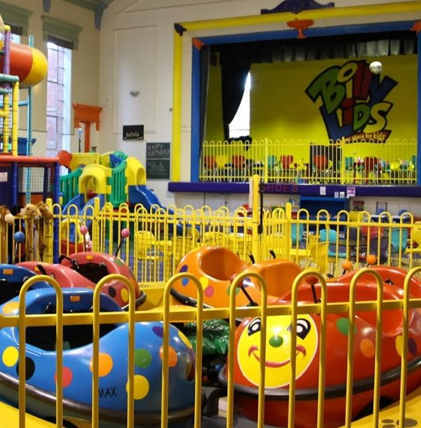 Billy Lids Playcentre