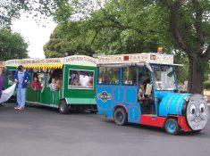 thomas train ride geelong waterfront