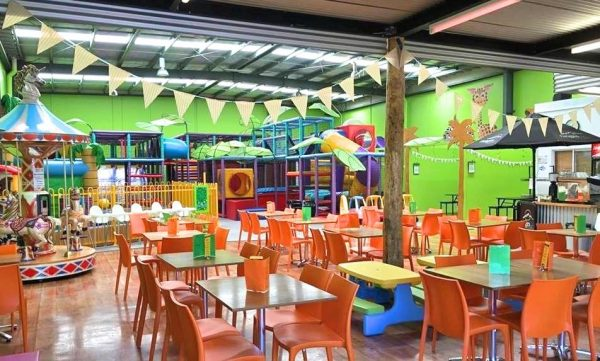 Go Wild Indoor Play Centre
