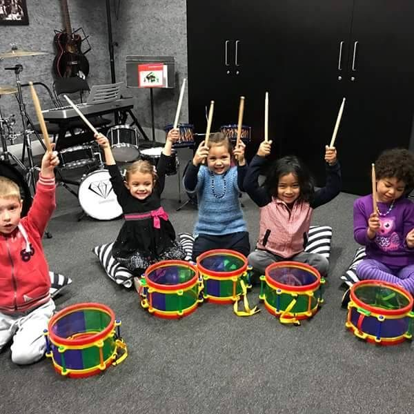 Music for pre schoolers