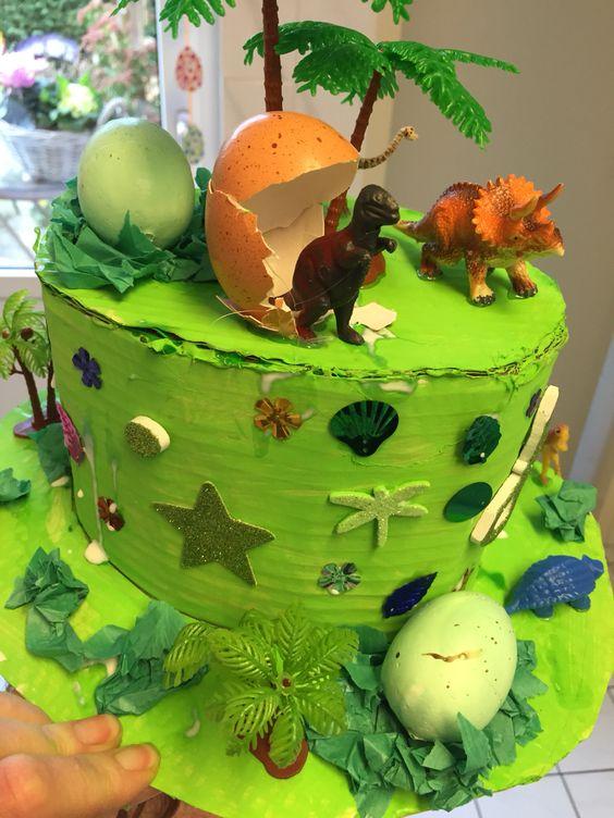 Dinosaur Easter Bonnet