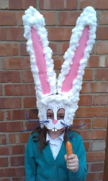Easter Mask