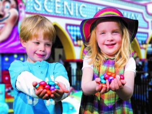 Luna Park Easter Egg Hunt