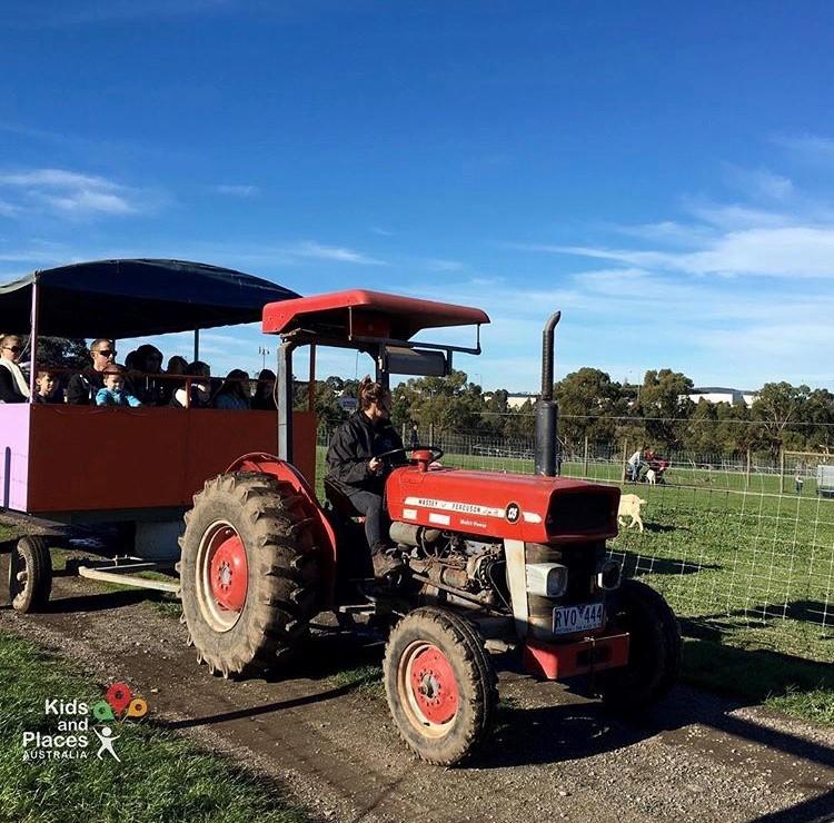 Chesterfield Farm