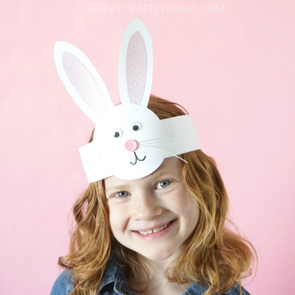 DIY Bunny Headband