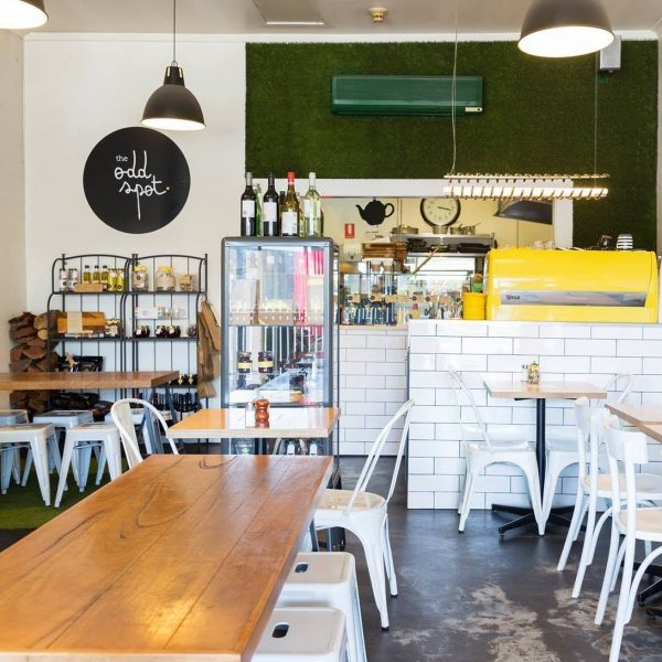 Odd Spot Cafe