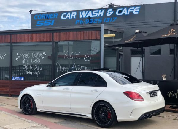 kid friendly car wash
