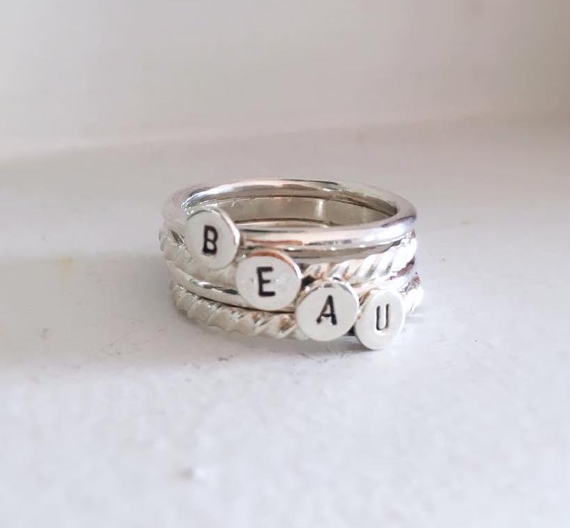 love Gwen personalised jewellery
