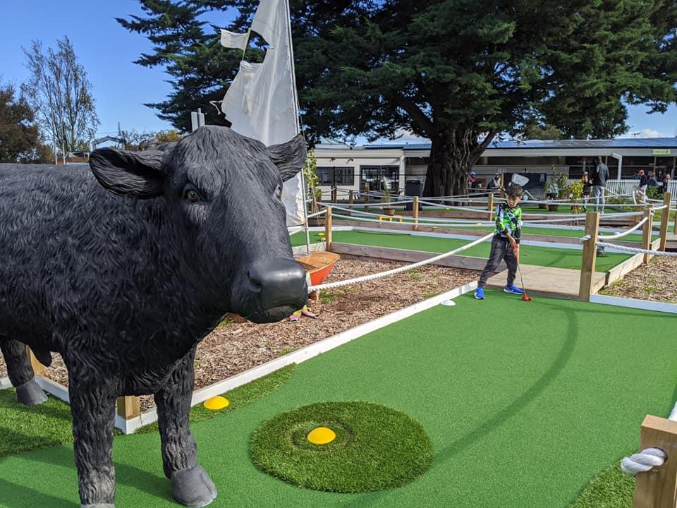best mini golf melbourne