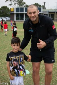 afl footy clinic