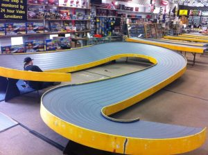 mr slot car hallam