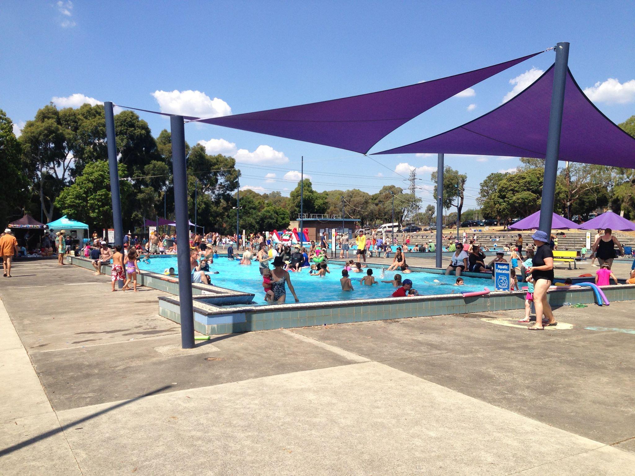 Coburg Olympic Swimming Pool