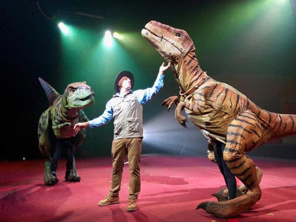 dinosaurs Melbourne