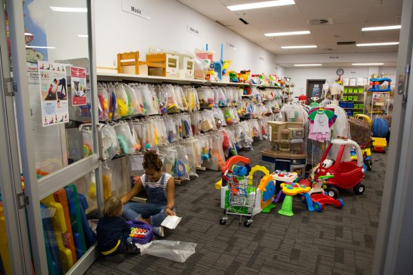 Collingwood toy library