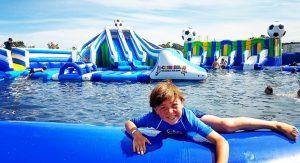 inflatable fun park wantirna