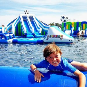 inflatable fun park wantirna