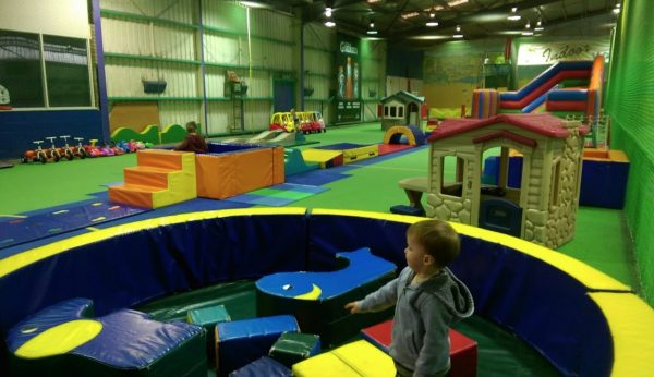 Sunbury play centre