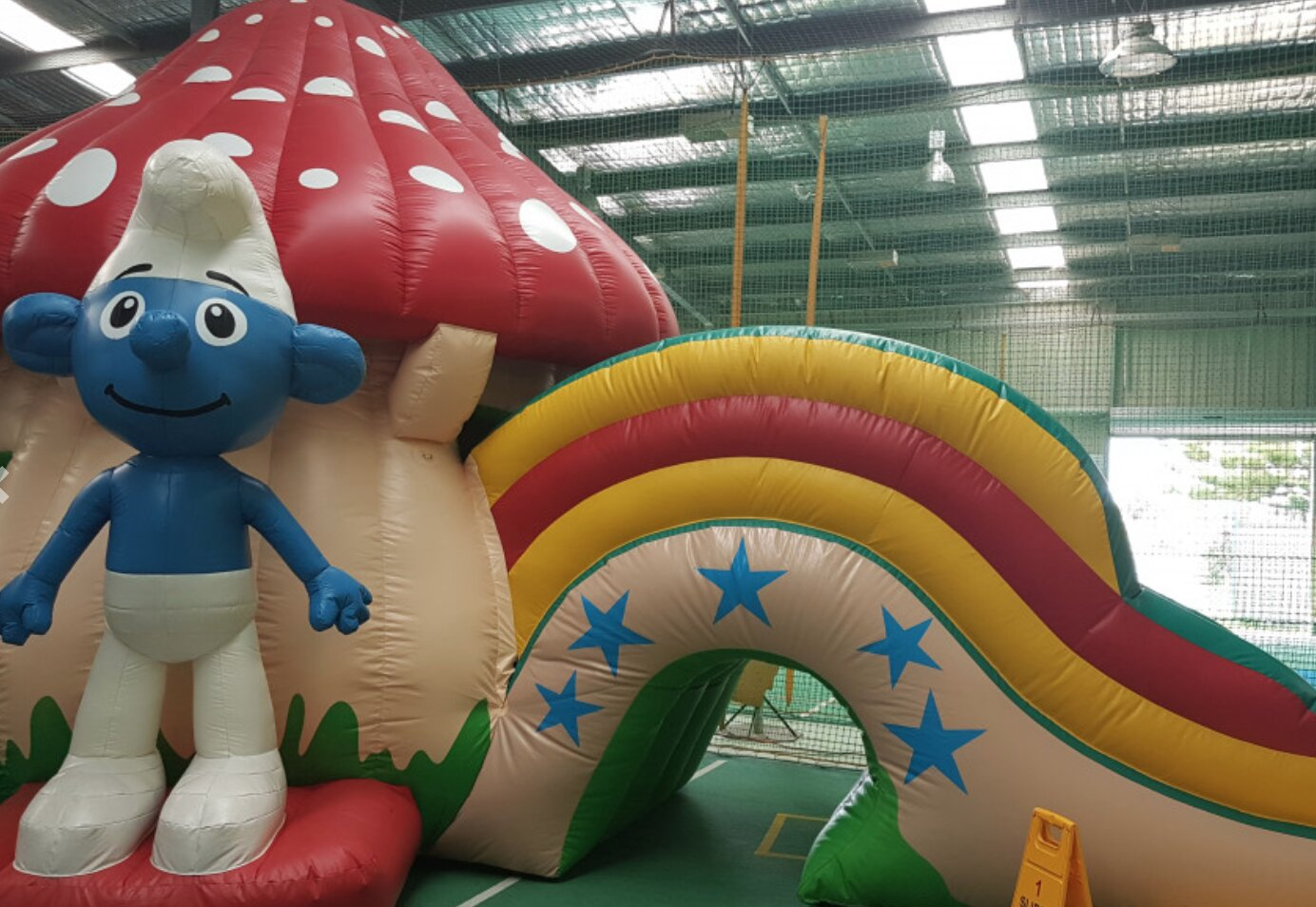 Inflatable World Charmhaven