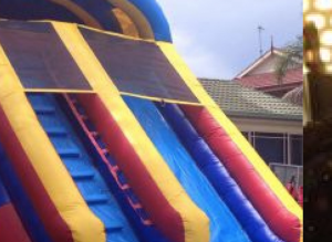 sydney jumping castle hire