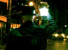 ghost lantern tour sydney