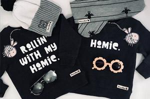 kids personalised clothing