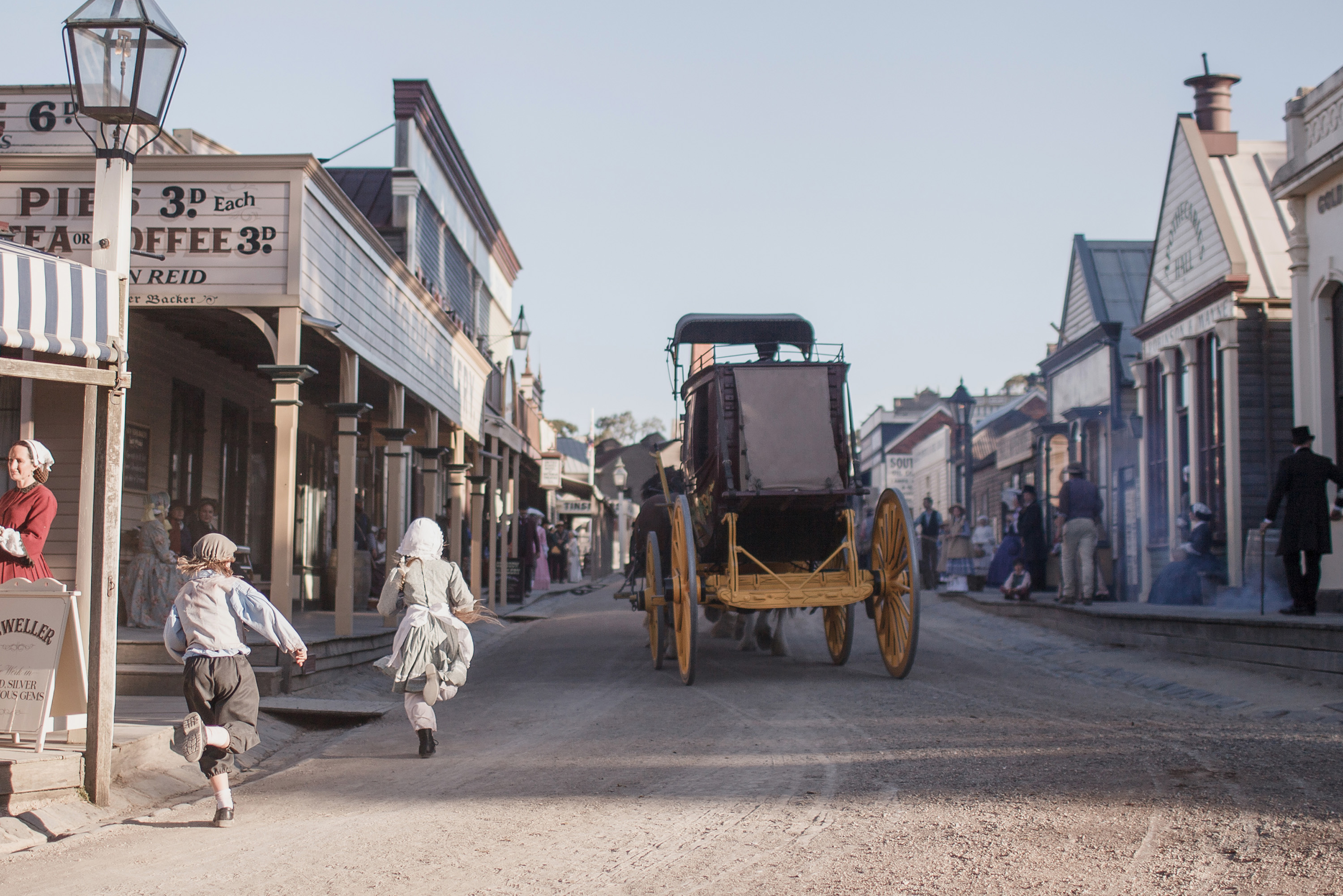 Sovereign Hill discount