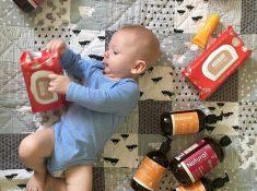 organic skincare for babies