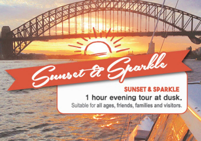 Sea Sydney Harbour Dusk Cruise
