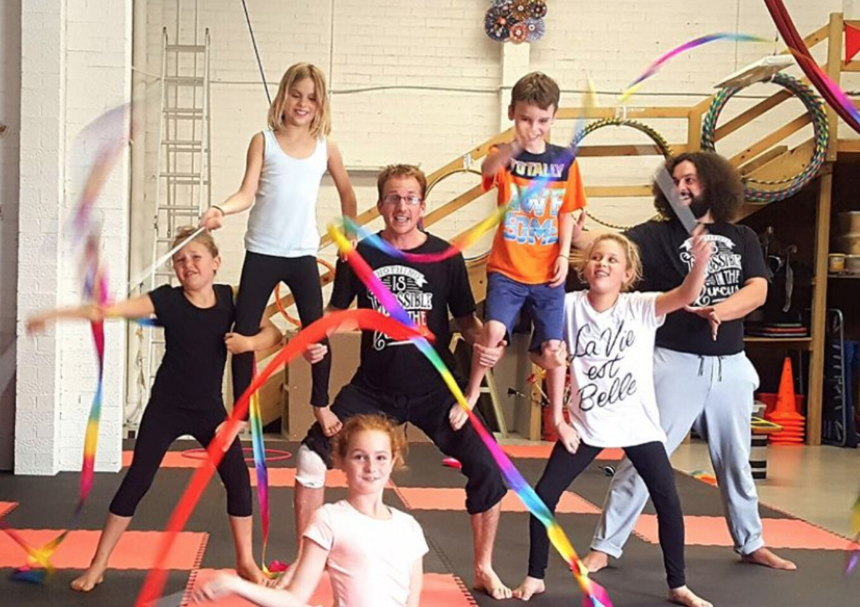 kids circus class
