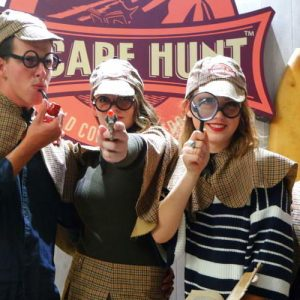 The Escape Hunt Gold Coast