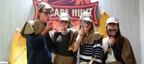 The Escape Hunt Gold Coast