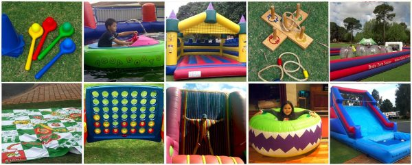 jumping castle hire Perth