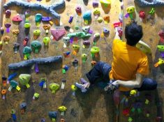 The Hangout Indoor Rock Climbing Centre