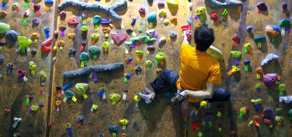 The Hangout Indoor Rock Climbing Centre