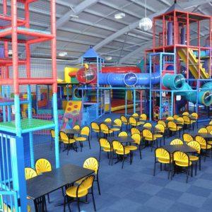 The Playground Rockingham