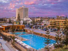 seashells hotel Perth