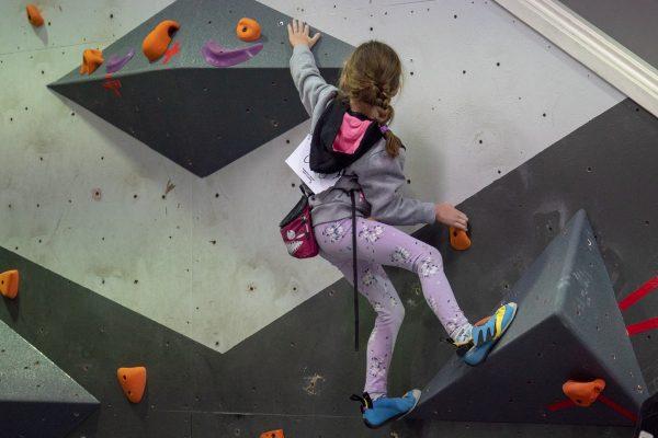 Mandurah Indoor Rock Climbing
