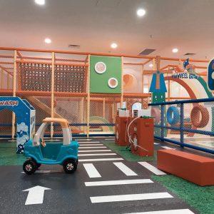 Pinwheel Island Kids Cafe