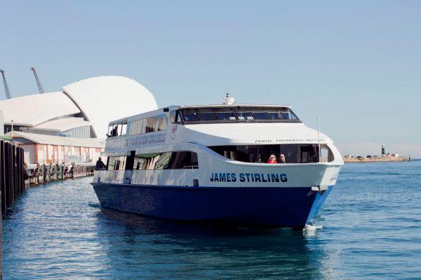 captain cook cruises Perth