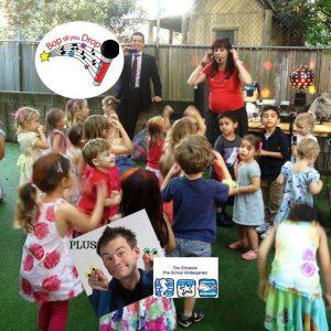 Perth kids disco party