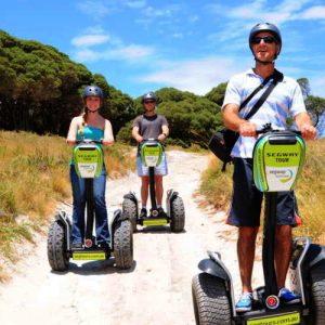 Segway Tours Rottnest Island
