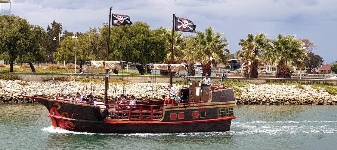 Mandurah Pirate Cruise