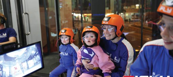 iFLY Perth Indoor Skydiving