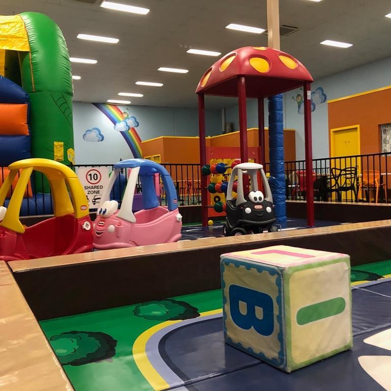 rainbow city play centre