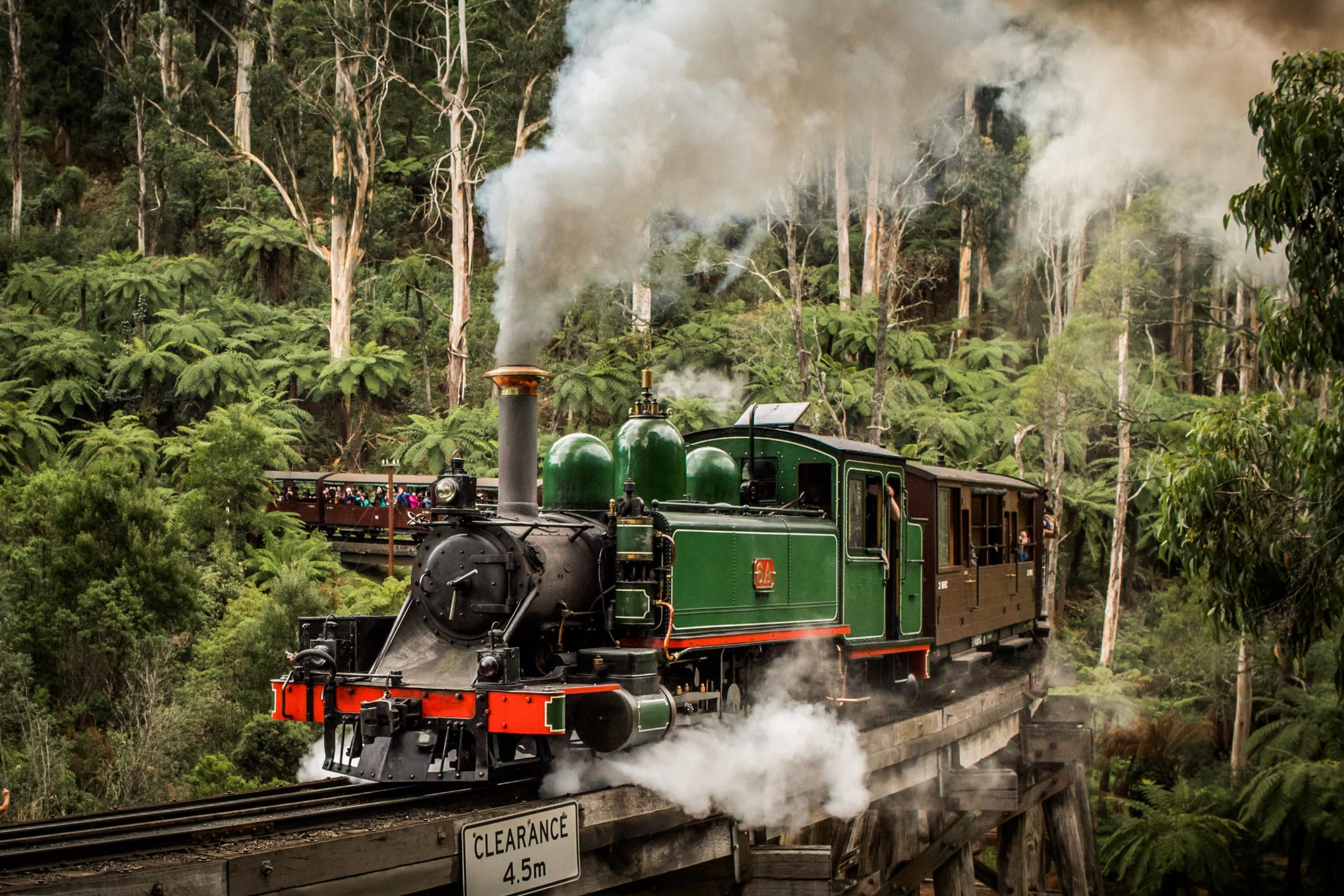 puffing billy discount
