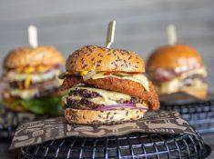 Bobby Dre's burgers