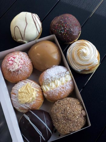 Daniels doughnut